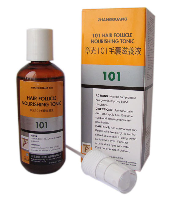 картинка Zhangguang 101 Hair Follicle Nourishing Tonic (export-packing) от магазина Prelesti.ru
