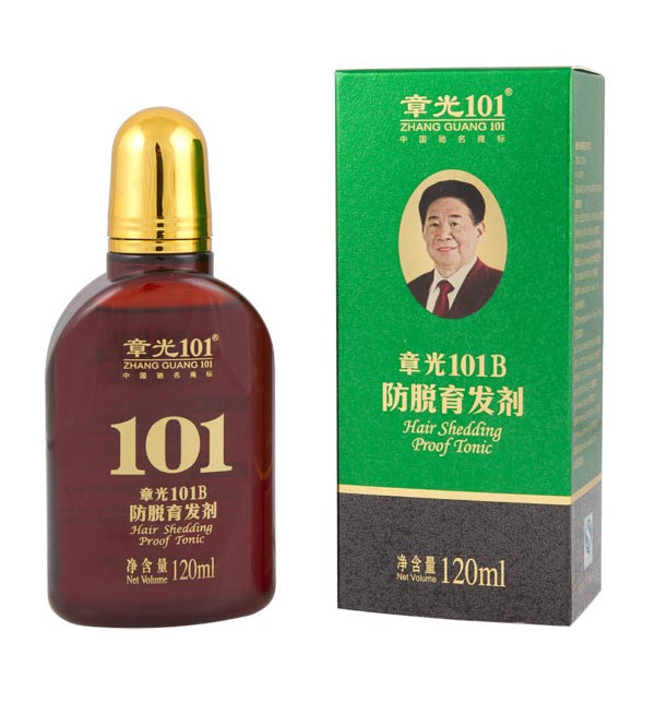 картинка Zhangguang 101B Hair Shedding Proof Tonic от магазина Prelesti.ru